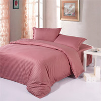 1 pcs Duvet Cover 100% Cotton Satin Fabric Printed Queen King Twin Full Double Size Single Quilt/Comforter Cases/Cover