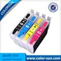 Nova t2201-t2204 refill vazio cartucho de tinta para epson wf-2630 wf-2650 wf-2660 xp-320 xp-420 xp-424 com chips do cartucho