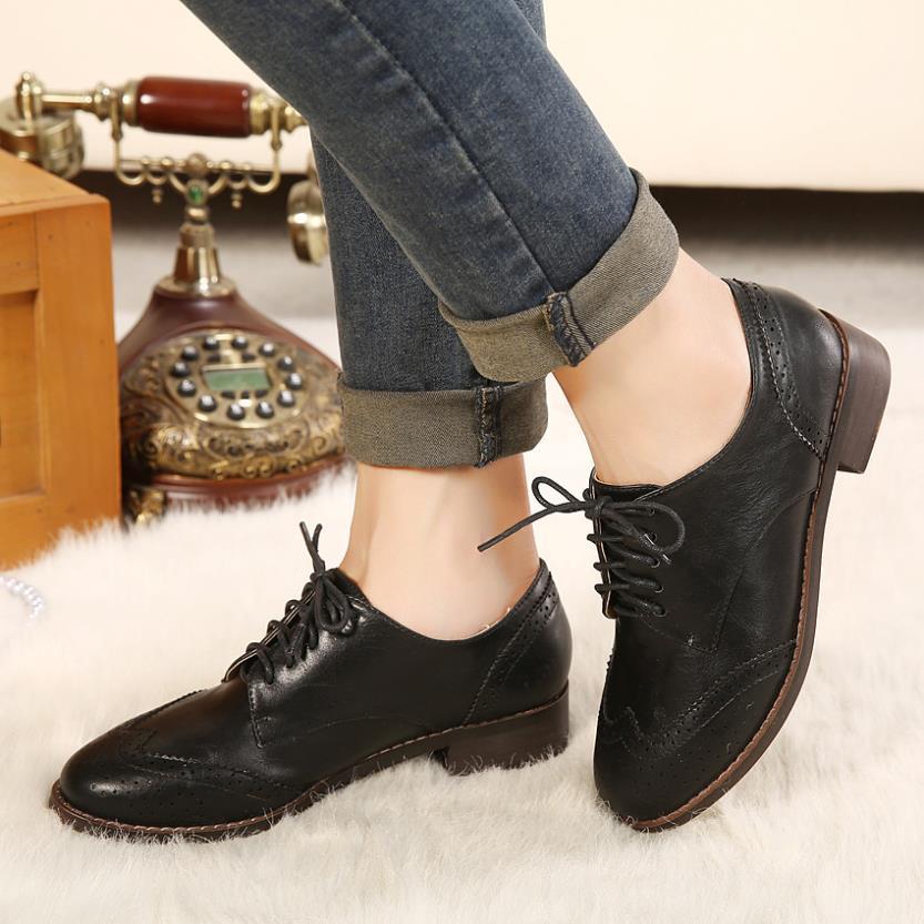 chaussure style richelieu femme,Bottines femme Femme style richelieu talon  de 9cm et mini plateau Marron ChaussMoi Chaus