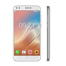 DOOGEE X30 Original Android 7.0 5,5 Zoll Smartphone Dual Zurück kamera MTK6580A Quad Core Mali-400 MP1 525 MHz 2 GB RAM 16 GB ROM