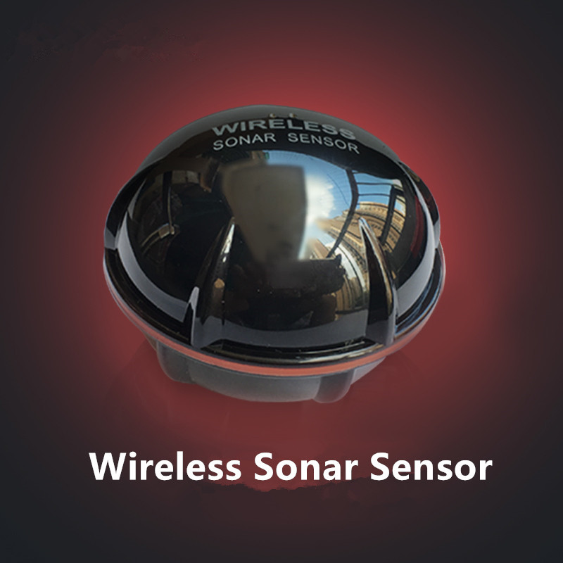 Wireless Fisch Finder sonar sensor Echolot Angeln Finder Finder für XJ01 ersatzteile