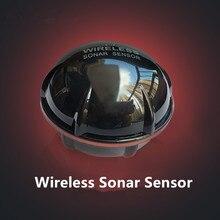 Беспроводной рыболокатор sonar сенсор эхолот Рыбалка finder для XJ01 запасных Запчасти