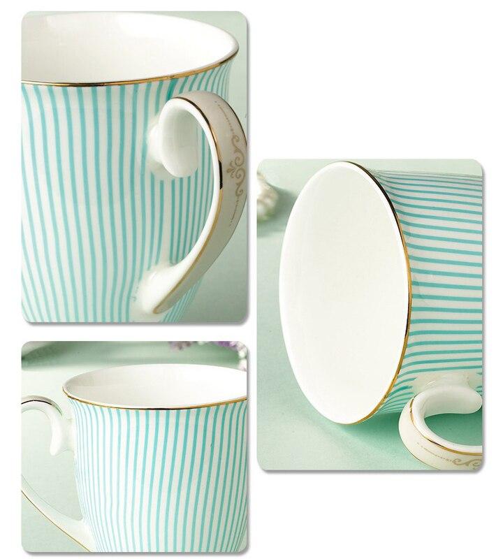 Elegant Tee tasse Britischen Gereinigtes Keramik tasse Bone China ...