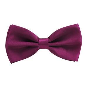 Image 4 - גברים ונשים בכלל רשת פוליאסטר רגיל אופנה עניבות צד פרפר עניבת פרפר, 1000 יחידות