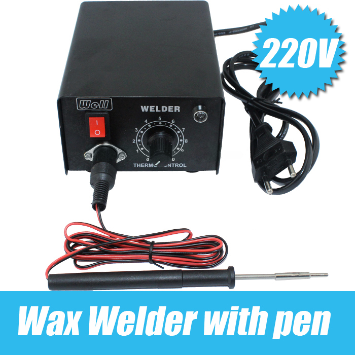 220V Deluxe <font><b>Wax</b></font> Welder, Welding Machine, <font><b>Jewelry</b></font> Making <font><b>Tool</b></font>, Electro <font><b>Wax</b></font> Designer,<font><b>Jewelry</b></font> machine <font><b>Tool</b></font> goldsmith image