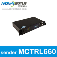 NOVA MCTRL660 External Box Full Color Control System Led Display Synchronous Sending Card Max 1920x1200 2048x1152