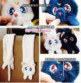 Sailor Moon Crystal 20-летие Косплей шарф Луна и Артемида Аниме подарок