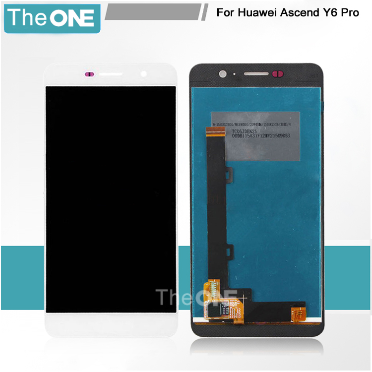 где купить  Free Shipping For Huawei Y6 Pro Y6Pro / G LCD Display with Touch Screen Digitizer Glass NEW 5.0 inch 1280*720 Replacement  по лучшей цене