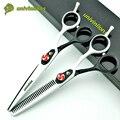 """6 """"японский парикмахерские ножницы парикмахерская поставки профессиональные ножницы для волос salon de coiffure sissors парикмахерская комплект"""