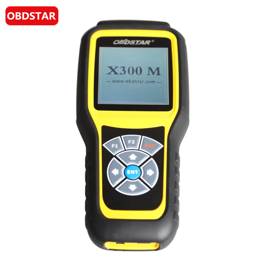OBDSTAR X300M Special for Odometer Adjustment and OBDII Support For Mercedes Benz MQB Function
