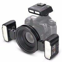 Mcoplus MK MT24 Macro Twin Lite Flash for Sony A7 A7R A7S A7II A7RII A5000 A5100 A6000 A6300 A6500 NEX6 NEX7 NEX3 NEX5 Cameras