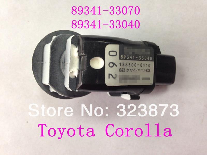 PDC SENSOR Parkoló érzékelők a Toyota Corolla Camry parkolóhoz 89341-33040 8934133070