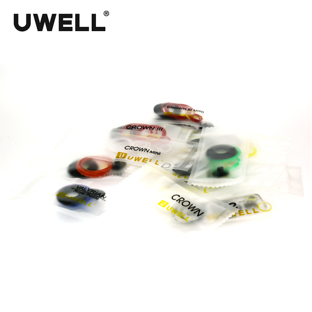 UWELL 1 Pack Replacement Silicone O rings Oil Sealing Retail For All ...