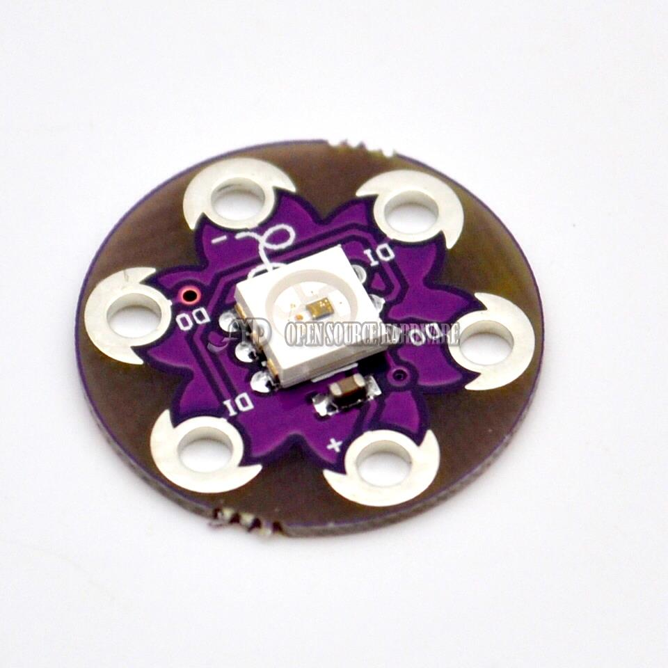 STYTF-LilyPad Pixel Board WS2812 Full Color LED Driver Board