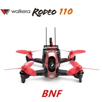 2017 New Walkera Rodeo 110 Racing Drone RC Quadcopter BNF without Remote controller (600TVL Camera included)