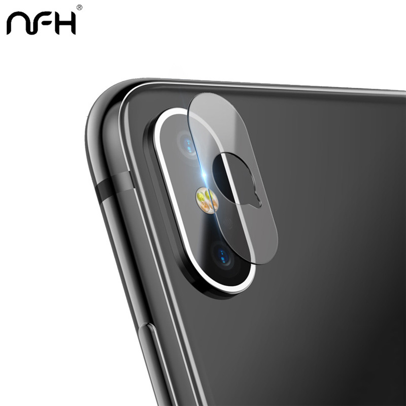 Camera Protective Protector Tempered Glass Cover For iPhone 5 5S 6 7 8 Lens Scratch Proof Glass Film 9H Case On 5 6S Plus 7 X