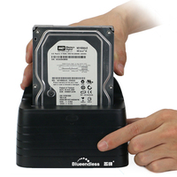 1 Bay USB 3 0 To Sata Hdd Dock Station Hot Swap Suit For 6TB Hdd