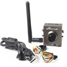 Free Shipping!Boscam TFT LCD Screen FPV RX-LCD580 5.8G Receiver+5.0MP 8CH AV Transmitter TR1