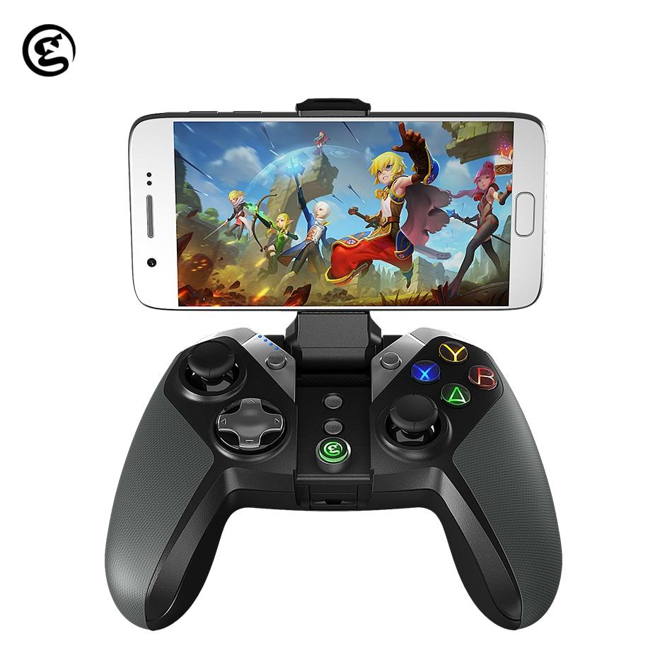 GameSir G4s Android manette pour Smartphone Bluetooth 4.0 pour PS3 Android TV BOX 2.4 GHz contrôleur sans fil pour PC VR jeux