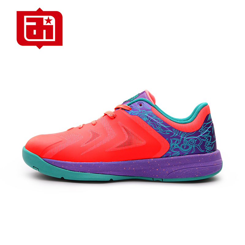 ФОТО Outdoor Professional Athletic Shoes Comfortable Breathable Mens Basketball  Sport Shoes Man Sneakers Cushionin Tainers BAS1020B