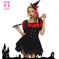 Fantasia Feminina Adulto Hot Sexy Witch Costume Halloween Women Cosplay Clothing Lolita Dress Carnival Costumes For Adults Girls