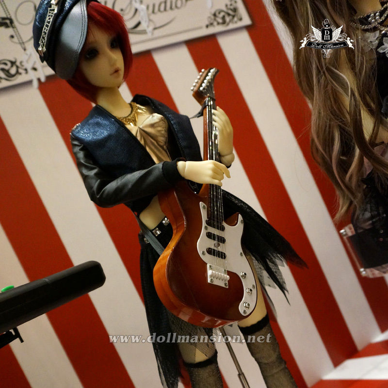 BJD Pung Electric Guitar Luts Dollfie DOD AOD Dollmore SD MSD