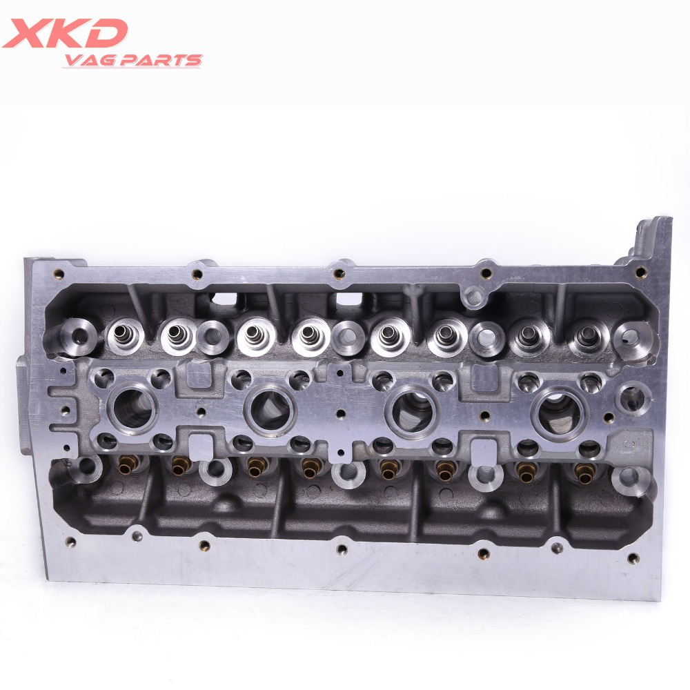 Vw Beetle Engine Components: Engine Cylinder Head For VW Beetle Golf GTI Jetta MK6