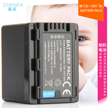 Bateria para Câmera Zhenfa Vw-vbt380 Vbt380 Vbt190 Panasonic Vw-vbt190 Hc-v201 Hc-v210 Hc-v250 Hc-v260 Hc-v270 Hc-v510 Hc-v520