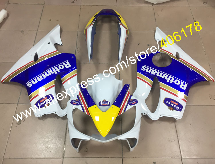 Hot Sales,04 05 06 07 CBR 600 F4i fairing For Honda CBR600 F4i 2004-2007 Rothmans Motorcycle Fairings (Injection molding) hot sales custom fairing kit for honda cbr600 2004 2007 cbr 600 04 05 06 07 f4i red flame body set injection molding page 10