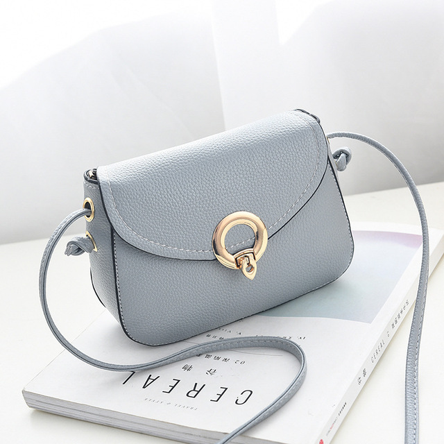 0c4326aa3126 The 2018 Summer New Tide Korean Fashion Handbags All-match Mini Shoulder   Crossbody  Bags