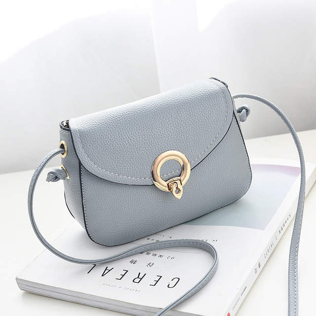 47071344f65da5 Online Shop The 2019 Summer New Tide Korean Fashion Handbags All-match Mini  Shoulder & Crossbody Bags Pu Women's Messenger Bag | Aliexpress Mobile