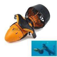 Surf booster Электрический подводный скутер вода море двойной скоростной пропеллер бассейн скутер водные виды спорта оборудование 1 шт