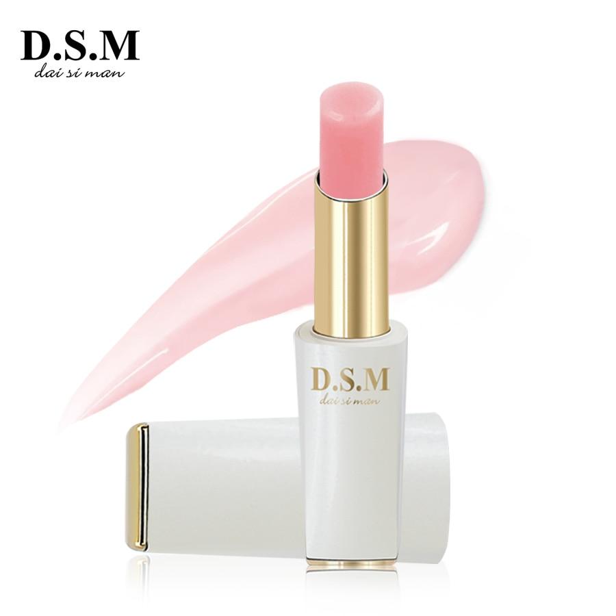 D.S.M New Arrivals Sexy Lip Balm Gloss Lipstick Moisturizer Lips Makeup Professional Lip Tint Cosmetics Trending Colors Lip balm цена 2017