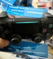 Legal SixAxis PS4 Gamepad ps4 wireless Bluetooth game controller ps4 Bluetooth 4.0 Lights Bar Polymer battery
