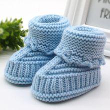 Baby Winter Shoes Newborn Baby Crib