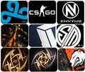 Exclusive Design QCK Gaming Mouse pad CSGO CLOUD9 ENVYUS TSM TITAN NIP  Virtus pro Mouse pad Gaming mouse mat e-sport mouse pads