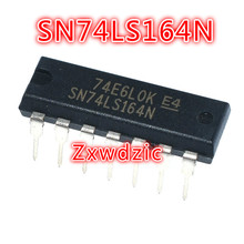 100PCS SN74LS164N DIP14 SN74LS164 DIP 74LS164 74LS164N new and original tca965b dip14 high quality