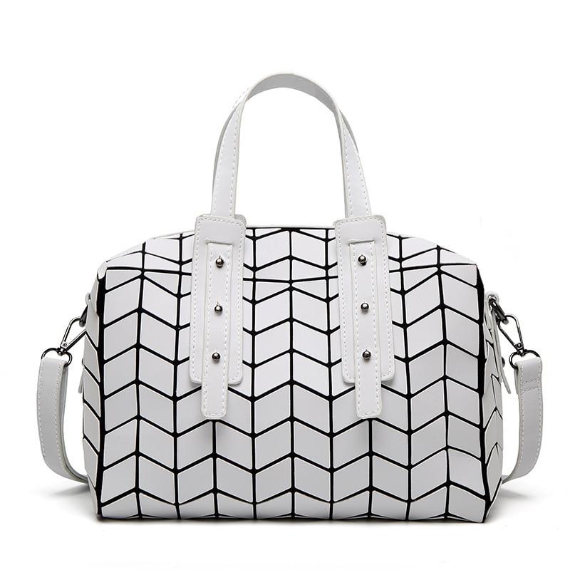 2018 Spring New Luxury Handbags Women Bags Designer BaoBao Handbags Girls Tote Geometry Boston Shoulder Bag Bao Bao CrossBody