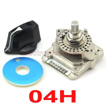 HQ Digital Code Rotary Switch, NDS-04H, Encode, for Industrial Control.