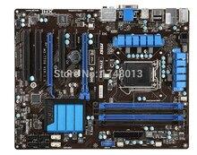 Free shipping original motherboard for MSI Z77A-G43 DDR3 LGA 1155 Z77 32GB for I3 I5 I7 CPU Desktop motherborad