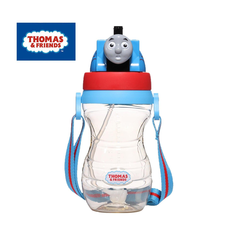 THOMAS 400 ml 3D gravidade das crianças bola garrafa de água fria, favorito do bebê copo vermelho azul Cabaça de água fria copo Bonito