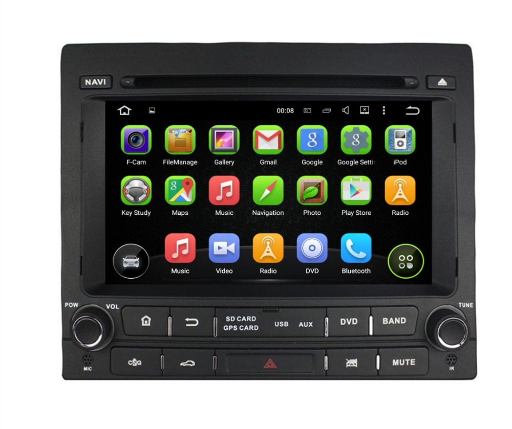 1024*600 Quad Core Android 5.1.1 HD 1 din 7″ Car dvd gps for Peugeot 405 With Radio 3G WIFI Bluetooth TV USB DVR 16GB ROM