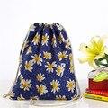 Mulheres Mochilas Softback Unisex Cordão Porta Feixe Mochila Mens Impressão de Compras Saco de Praia Viagem Mochilas escolar Menina