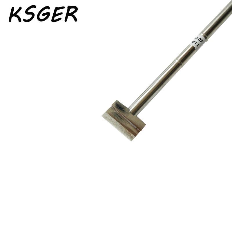 KSGER T12 1402 Solder Soldering Iron Tips Solder For Hakko