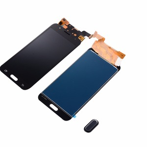 Image 5 - For Samsung J3 2016 J320 J320FN LCD Display Touch Screen Digitizer+Housing Middle Frame Cover+Battery Back Cover