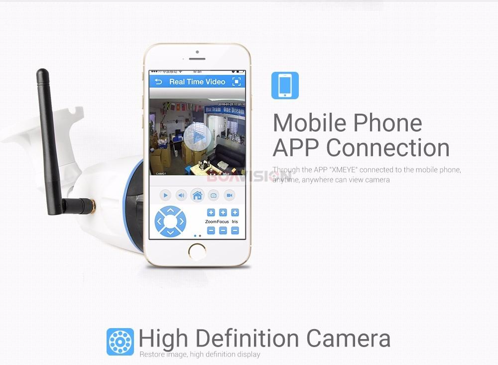 03 IP Camera 1.0MP