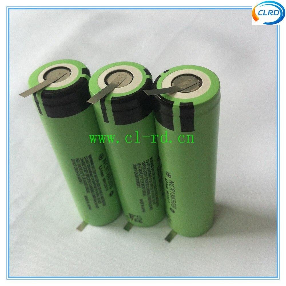 Baterias Recarregáveis de potência da bateria Tipo : Li-ion