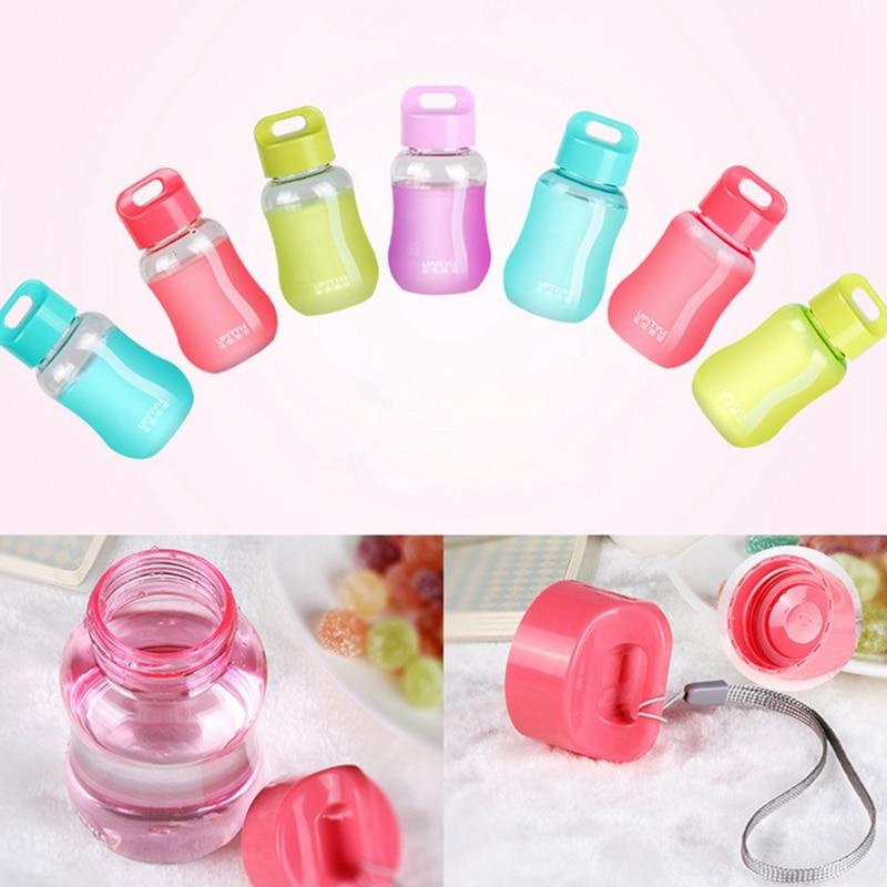 180Ml Plastic Water Bottle Mini Cute Cartoon Bottle For Children Kids Portable Leakproof Small Water Bottle Bpa Free|Water Bottles| |  - AliExpress