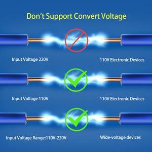 Image 5 - NTONPOWER UTA Universal Travel Adapter European Plug International Power Socket Wall Electrical Connector with Safety Shutter