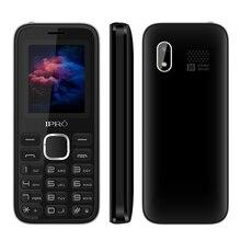 Original IPRO A8 Stereo Sound Freigesetzter Handy 2,4 Zoll Celular GSM Dual SIM Handys mit Kamera Taschenlampe Bluetooth